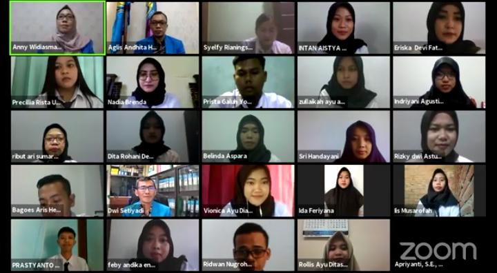 Yudisium Semester Genap Tahun Akademik 2019/2020